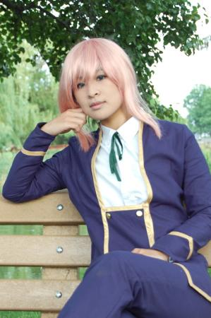 Kanon Maldini from Code Geass R2