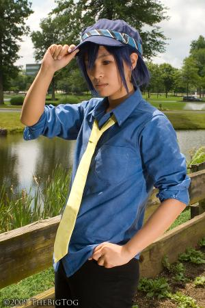 Naoto Shirogane from Persona 4 