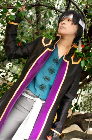 Shinsuke Takasugi from Gintama 