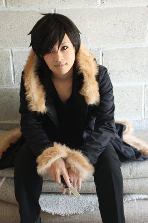 Izaya Orihara from Durarara!! 