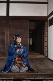 Mikazuki Munechika from Touken Ranbu