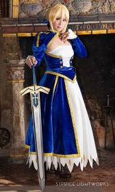 Saber from Fate/Stay Night worn by 小瑀 ~Yeu~