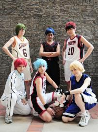 Akashi Seijuro from Kuroko's Basketball