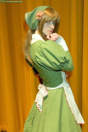 Hungary / Elizabeta Héderváry from Axis Powers Hetalia worn by Pikmin Link