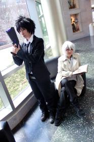 Shogo Makishima from Psycho-Pass worn by RukawaGF