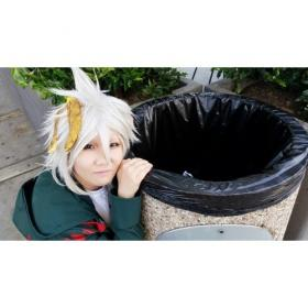 Nagito Komaeda from Super Dangan Ronpa 2 worn by RukawaGF