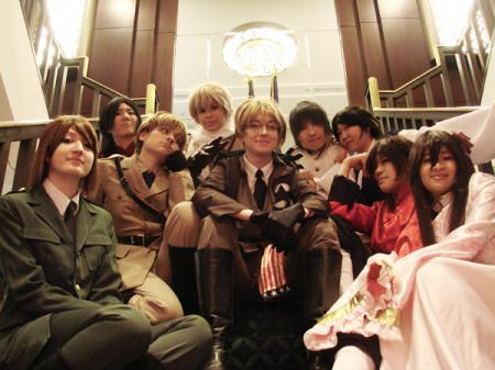 Korea / Im Yong Soo from Axis Powers Hetalia worn by RukawaGF