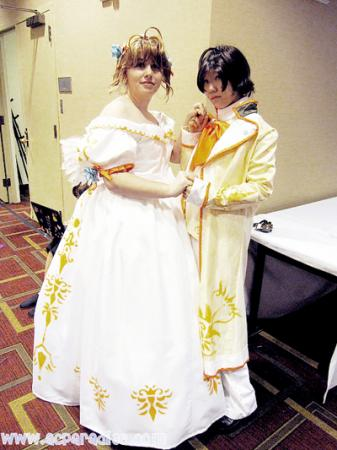 Syaoran Li from Card Captor Sakura worn by RukawaGF