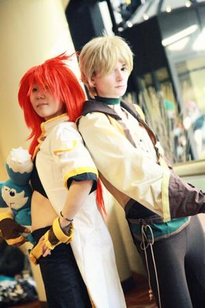 Luke fon Fabre from Tales of the Abyss worn by RukawaGF