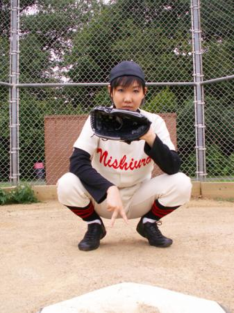 Takaya Abe from Big Windup! worn by RukawaGF