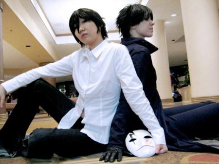Lee Shengshun from Darker than BLACK worn by RukawaGF