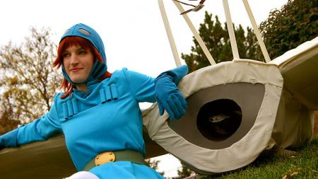 Nausicaa from Nausicaa and the Valley of the Wind worn by Beverly