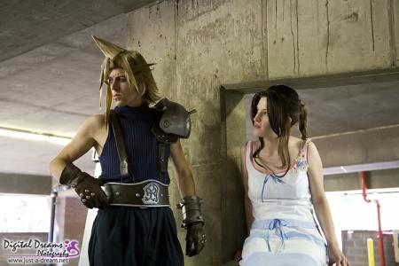 Aeris / Aerith Gainsborough from Final Fantasy VII: Crisis Core worn by Beverly
