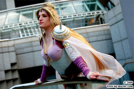 Rosa from Final Fantasy IV worn by Beverly