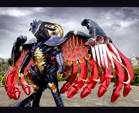 Bahamut from Final Fantasy X