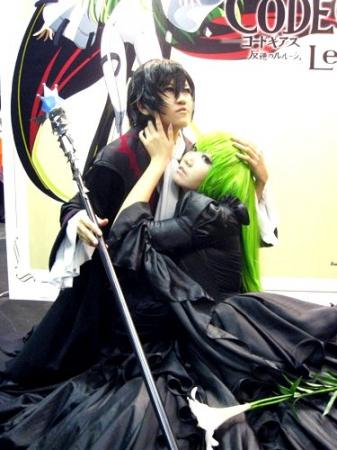 C.C. from Code Geass worn by Lenneth