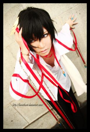 Lelouch Lamperouge from Code Geass R2 worn by Lenneth