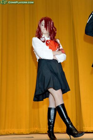 Mitsuru from Persona 3