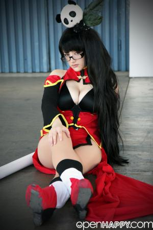 Litchi Faye-Ling from BlazBlue: Calamity Trigger worn by Naxul