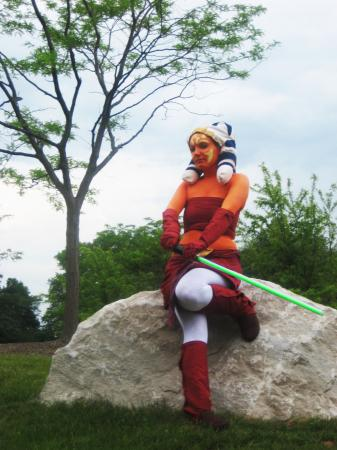 Ahsoka Tano from Star Wars: The Clone Wars worn by Michiko