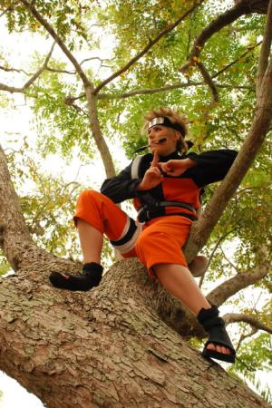 Naruto Uzumaki from Naruto Shippūden worn by raNar