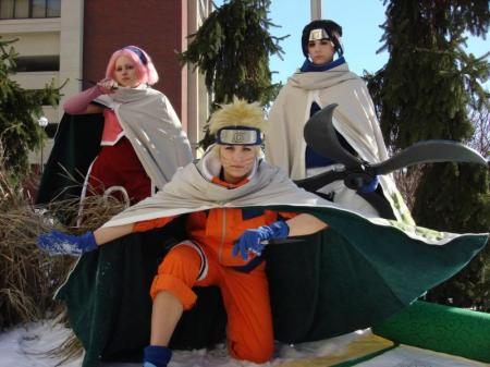 Naruto Uzumaki from Naruto worn by raNar