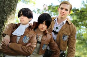 Eren Yeager from Attack on Titan worn by raNar