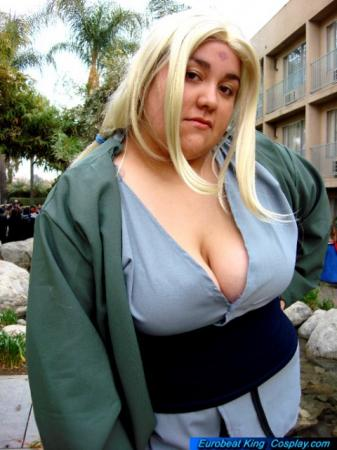 Tsunade from Naruto worn by Mlarad