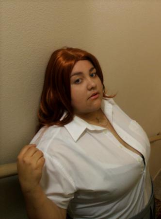 Rangiku Matsumoto from Bleach worn by M-LARAD