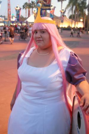 Princess Bubblegum from Adventure Time with Finn and Jake worn by M-LARAD