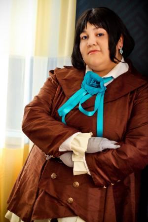 Vanessa Nightray from Pandora Hearts worn by Mlarad