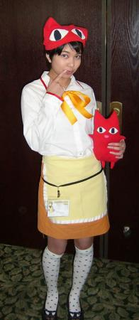 Waitress from Azumanga Daioh