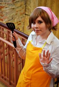 Mama from Cooking Mama  by Lynai