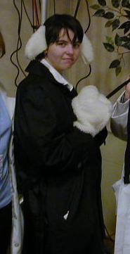 Tsuzuki Asato from Yami no Matsuei