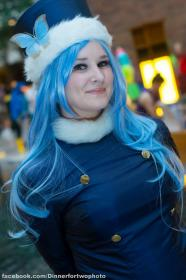 Juvia Lockser from Fairy Tail worn by Mehdia