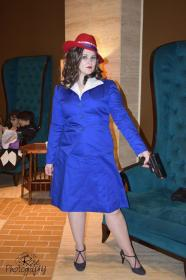 Peggy Carter from Agent Carter worn by Mehdia