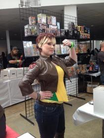 Rogue from X-Men worn by Mehdia