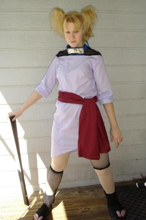 Temari from Naruto worn by EGLpirate