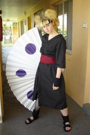 Temari from Naruto Shippūden worn by EGLpirate