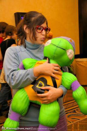 Irma from Teenage Mutant Ninja Turtles worn by LainaBug