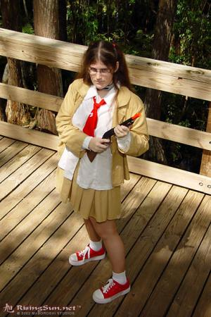 Student from Battle Royale