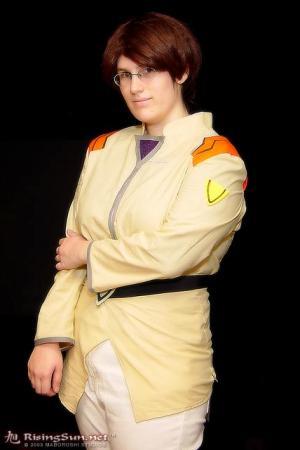 Maya Ibuki from Neon Genesis Evangelion