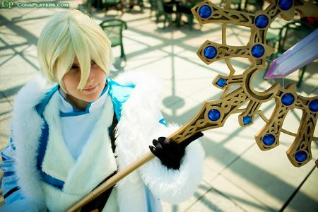 Fai D. Flowright / Yuui from Tsubasa: Reservoir Chronicle