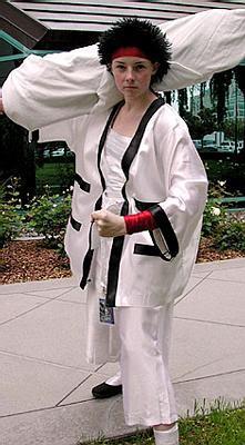 Sanosuke Sagara from Rurouni Kenshin