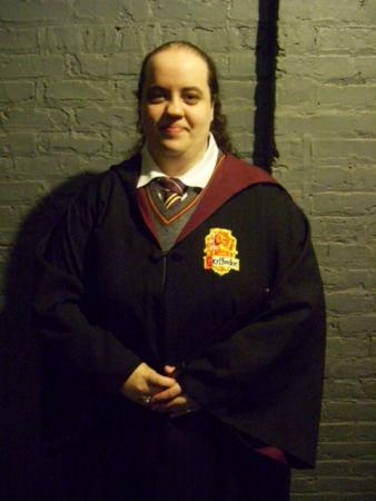 Gryffindor Student from Harry Potter worn by Lady Rosebride