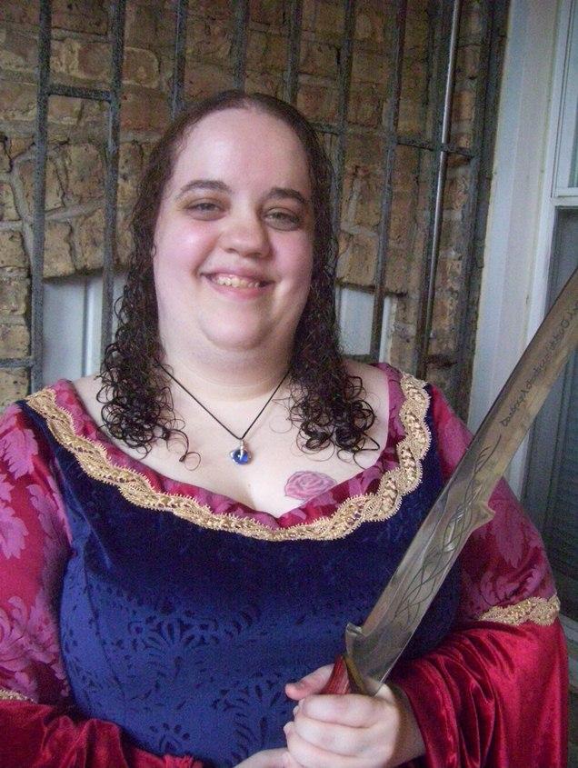 Arwen Undomiel Costume Character Arwen Undomiel
