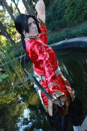 China / Wang Yao from Axis Powers Hetalia
