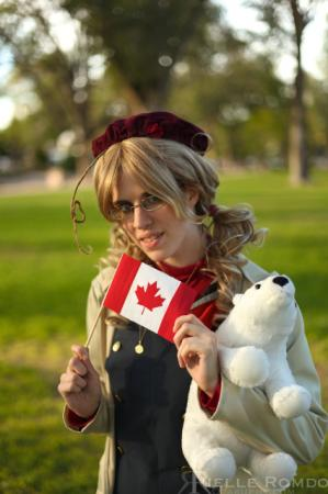 Canada / Matthew Williams from Axis Powers Hetalia