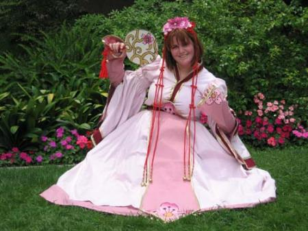 Sakura from Tsubasa: Reservoir Chronicle