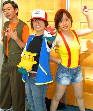 Ash Ketchum / Satoshi